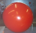 7ft. advertising balloons $289.00.